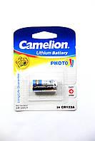 Батарейка Camelion CR123A Lithium