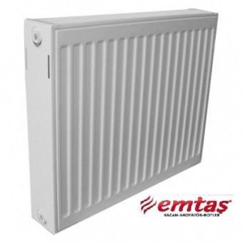 Стальной радиатор отопления EMTAS тип22 300Х1000 (1016Вт)