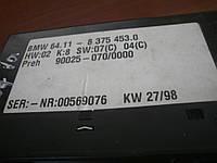 83754530  Блок управления климат-контролем BMW 5 Е39