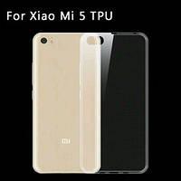 Силиконовый чехол для Xiaomi Mi 5
