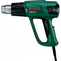 Строительный фен Bosch PHG 600-3, (термовоздуходувка)