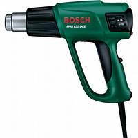Строительный фен Bosch PHG 630 DCE, (термовоздуходувка)