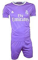 Футбольная форма Adidas FC Real Madrid 2016-17