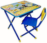 ДЭМИ - Набор Трансформируемой мебели №3 Ну Погоди! Цвет синий