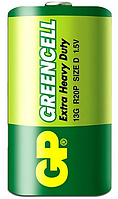 Батарейка GP Greencell, 13G, R20 MS