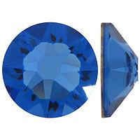 "Камни ""Swarovski""(реплика) Sapphire  SS-3, SS-4, SS-5, SS-6 (100шт)"