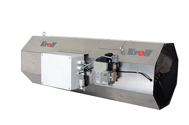Газовая тепловая пушка Kroll PE10