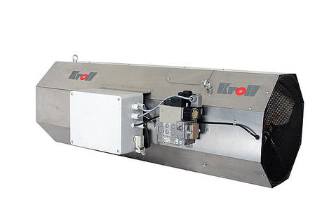Газовая тепловая пушка Kroll PE10, фото 2
