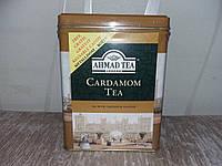 Цейлонский чай с кардамоном в металической коробке AHMAD TEA 500гр
