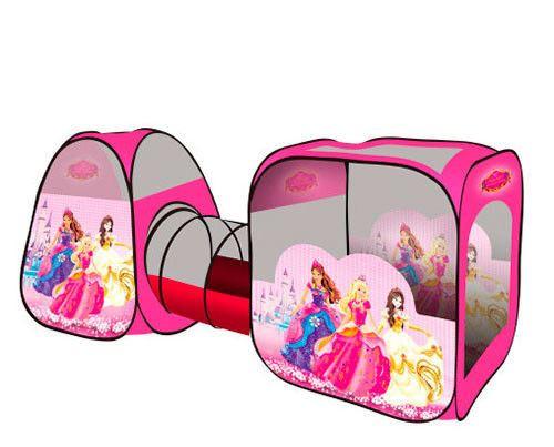 """Детская игровая палатка с тоннелем """"3 в 1"""" М 2960"""