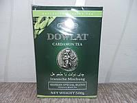 Чай чорный с кардамоном Espido Dowlat Иранская смесь 500г