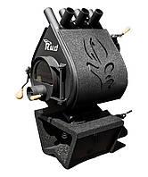 Печь rud pyrotron кантри 7 кВт [тип 00] со стеклом и обшивкой