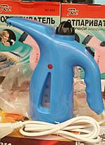 Ручной отпариватель для одежды RZ-608, фото 3