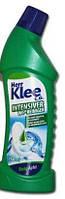 Средство для чистки унитаза Klee Essig Apfel (зеленое яблоко) 750ml гель