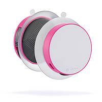 """Солнечное зарядное устройство """"Port"""", розовое, фото 1"""