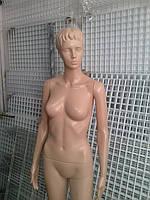 Манекен женский в полный рост, разборный ПОЛЬША, фото 1