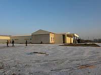 Реконструкция комплекса зданий 5000м2