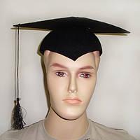 Шляпа Выпускника с кисточкой