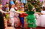 Карнавал на Новый год. Карнавальные костюмы