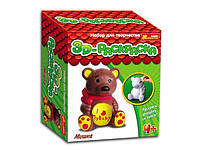 """3D-розмальовка - фігурка """"Ведмідь"""" 15100102Р"""