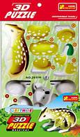 """Іграшки 3D-пазли """"Коала"""" (4в1)"""