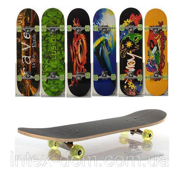 Детский скейт MS 0321-1