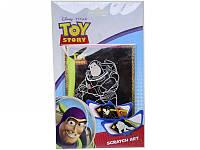 Гравюра- открытка Дисней История игрушек(Космонавт)