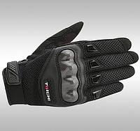 Мотоперчатки RS TAICHI Mesh Protection серый L
