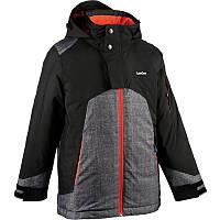 Куртка лижная для мальчика Wedze Evoslide черная