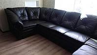 Перетяжка мягких угловых диванов. Перетяжка мягкой мебели., фото 1