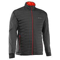 Куртка мужская, зимняя Quechua TOPLIGHT черная