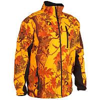 Куртка мужская, охотничья Solognac SIBIR 500 камуфляжная