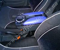 Подлокотник универсальный Vitol HJ48004 черно-синий