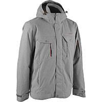 Куртка мужская, лыжная Wed'ze SLIDE 800 серая