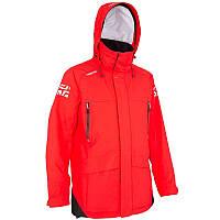 Куртка мужская для яхтинга, водонепроницаемая Tribord OFFSHOROA 100 красная