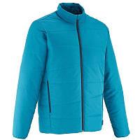 Куртка мужская, осенняя Quechua ARPENAZ 20 голубая