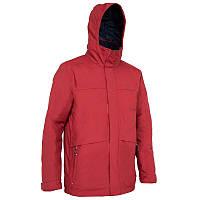 Куртка мужская водонепроницаемая Tribord Tribord VELA 100 красная