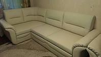 Перетяжка углового дивана Днепропетровске