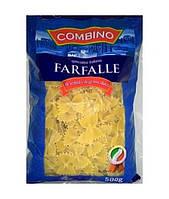 Макароны Farfalle бантики 500 г твердые сорта пшеницы