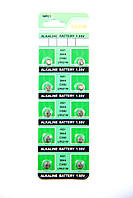 Батарейка часовая Soda AG1/ 364A/ CX60/ LR621W