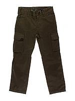 Штаны темно-зеленые 4,5 лет (М)