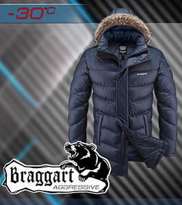 Куртка мужская качественная Braggart