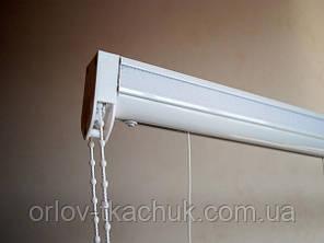 Карниз для римской шторы абсолют (Украина)