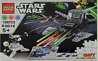 Конструктор Star Wars 80018 (Детали конструктора+48 деталей пазла) КK