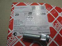 Болт колесный PEUGEOT (производитель Febi) 33499