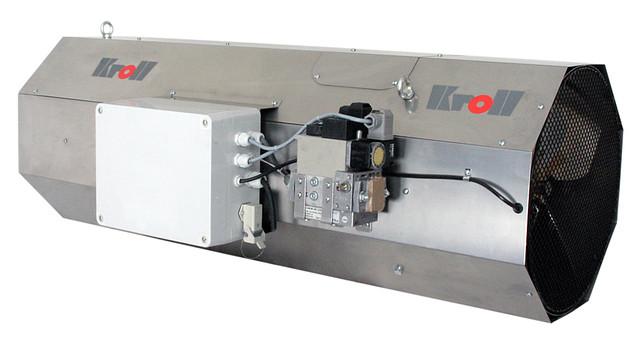 Подвесная газовая горелка Kroll PE30