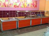 Линия раздачи питания (самообслуживания), фото 3