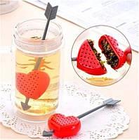 Заварник для чая Сердце , фото 1