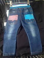 Детские модные джинсы оптом на мальчика