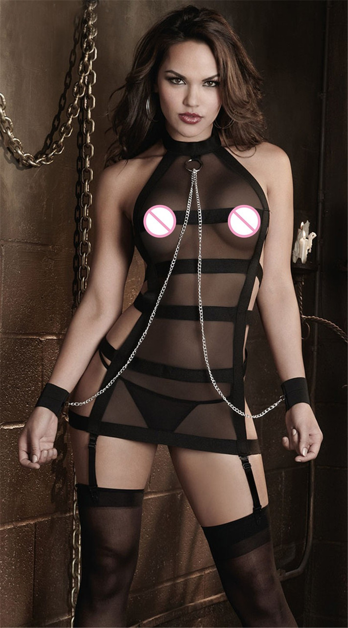 Игровой костюм с чулками